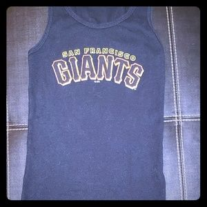 San Francisco Giants robbed tank top